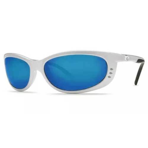 Costa Fathom Silver 400G blue mirror...