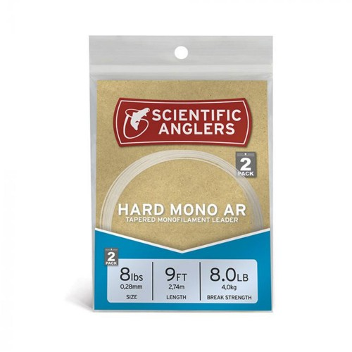 Leader Scientific Angler Hard Mono Ar