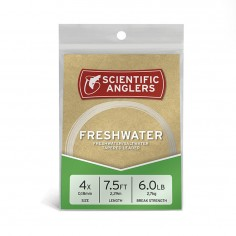 Scientific Anglers tapered leader freswater