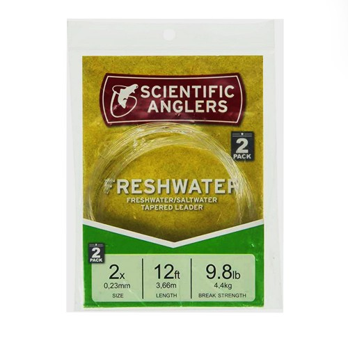 Leader Freshwater Scientific Angler 2...