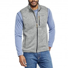 Fleece Sweater Orvis Vest