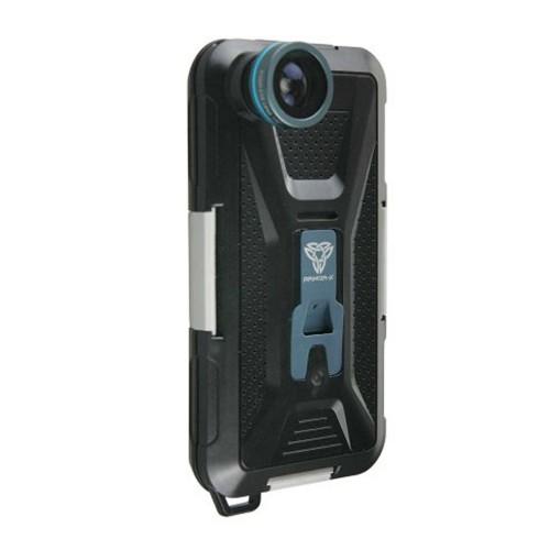 Funda Armor-x iPhone 5 lente ojo de pez