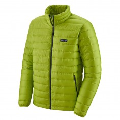 Down Sweater Patagonia green classic navy