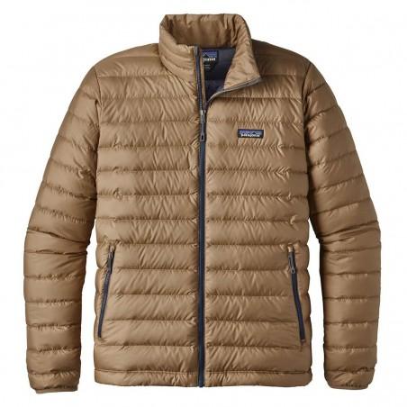 Down Sweater Patagonia mojave khaki
