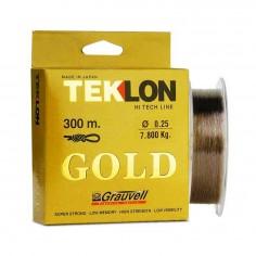 Nylon Teklon Gold 300m
