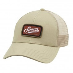 Retro Trucker Simms cap cork