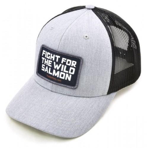 Mikael Frodin Hat grey black