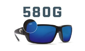 Gafas Costa 580G lentes cristal