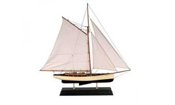 Wooden Yatch Models