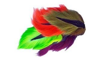 Haare Fliegenbinden