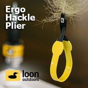 Ergo hackle loon outdoors