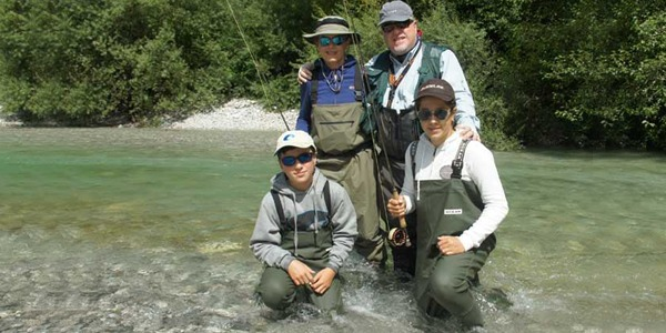 Looking for family fly fishing activities?